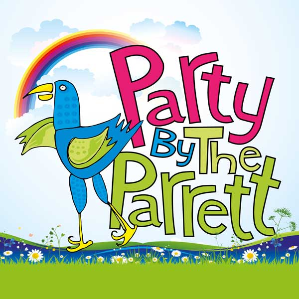 Party by the parrot designer