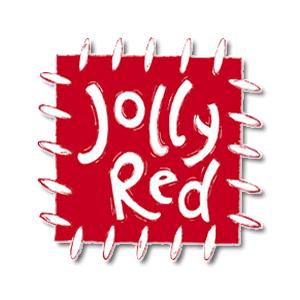 Jolly red logo